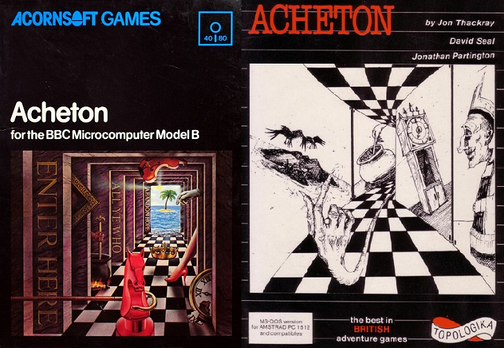 Museum of Computer Adventure Games and Moby Games.