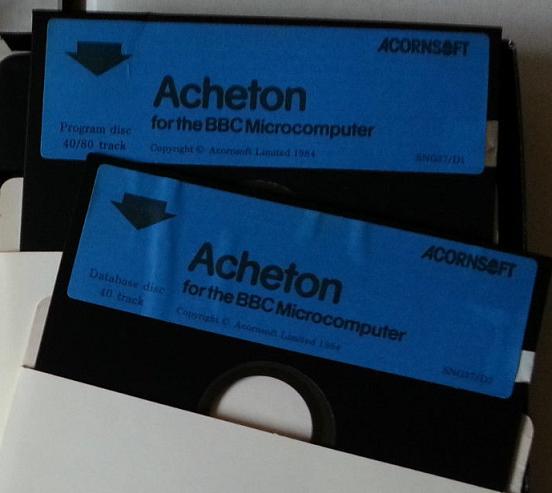 achetondisks